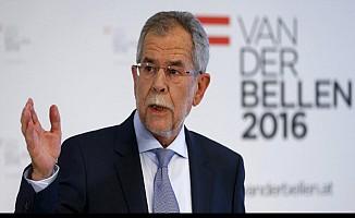 Avusturya'nın yeni Cumhurbaşkanı Bellen