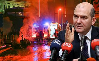 Bakan Soylu'dan, 'Bir değil iki canlı bomba' açıklaması
