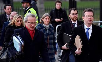 'Brexit'le ilgili kritik temyiz davası başladı