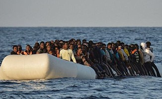 Bu yıl Avrupa'ya ulaşmaya çalışan 5 bin göçmen boğuldu