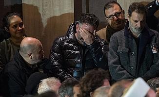 Cem Yılmaz, Erdal Tosun'a ağladı