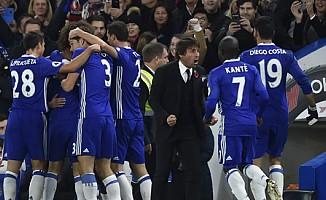 Chelsea, seriyi Manchester'da da sürdürdü