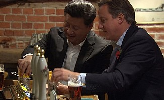 Cameron'ın poz verdiği pub 2 milyon sterline satıldı