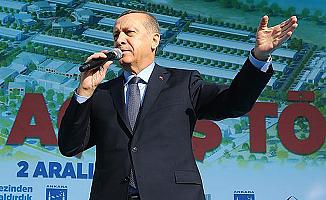 Erdoğan'dan 'Dövizinizi bozdurun' çagrısı