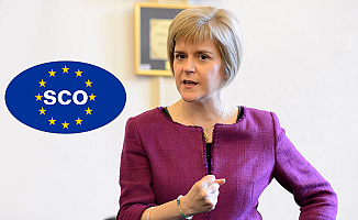 İskoçya'dan, 'AB'den çıkmıyoruz' sesi yükseliyor