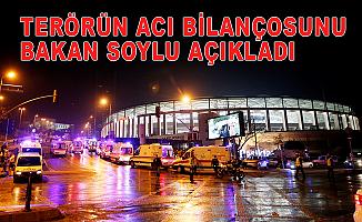 İstanbul terör saldırılarının bilançosu: 38 şehit, 155 yaralı