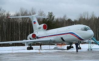 Düşen Rus uçağıyla ilgili ilk veriler açıklandı