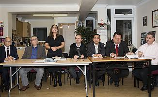 Konsey'den, KKKTC ve Türkiye temasları bilgilendirmesi