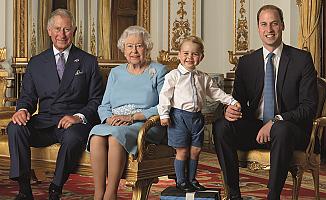 Kraliçe II. Elizabeth torunlarına meydan okudu