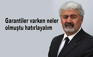 Prof. Ata Atun Kıbrıs'tan yazıyor...