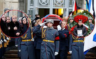 Rus Büyükelçi Karlov için Dışişleri'nde cenaze töreni