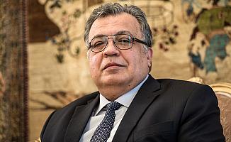 Rusya'nın Ankara Büyükelçisi suikastte hayatını kaybetti