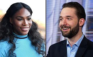 Serena Williams, Alexias Ohanian ile nişanlandı