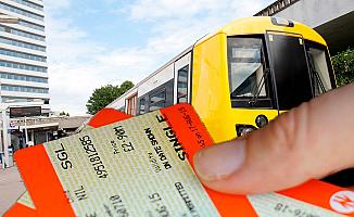 Tren bileti fiyatlarına yine zam geliyor