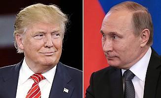 Trump ve Putin'den nükleer silahlanmaya teşvik