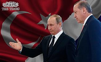 Türkiye  ve Rusya'nın mantık evliliği