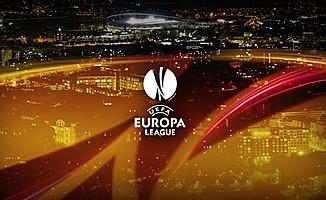 UEFA Avrupa Ligi'nde bu hafta