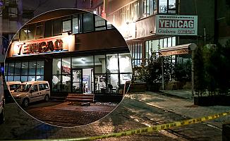 Yeniçağ gazetesi saldırıya uğradı