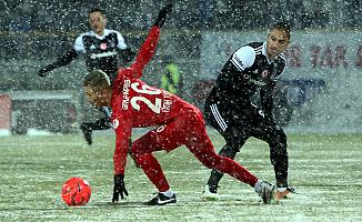 Ziraat Türkiye Kupası'nda Boluspor: 1 - Beşiktaş: 1