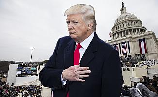 ABD'nin en yaşlı başkanı işbaşı yaptı