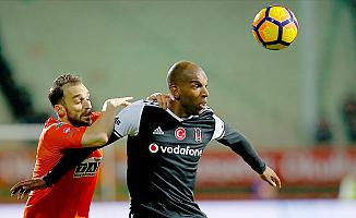 Beşiktaş, Alanyaspor'u sahasında fena hırpaladı