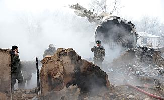 Kargo uçağı düştü: 37 kişi öldü