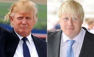 Boris Johnson, Trump'la sırt sırta verecek