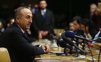 Cenevre'deki zirve hakkında Çavuşoğlu'nda son dakika açıklaması