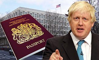 İngiliz Bakan'dan, Trump'a vize yasağı tepkisi