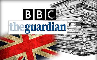 İngiltere basınında İzmir saldırısı
