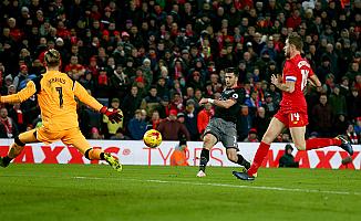 İngiltere Lig Kupası'nda ilk finalist Southampton