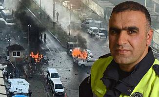 İzmir'de faciayı kahraman polis önledi