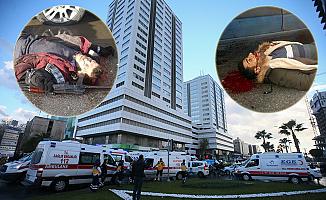 İzmir'de iki terörist ölü elegeçirildi