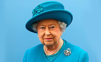 Kraliçe 2. Elizabeth'den Türkiye'ye başsağlığı mesajı