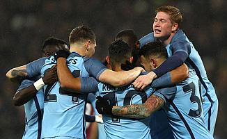 Londra'da Manchester City'nin gecesi
