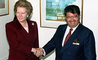 Özal-Thatcher görüşmesi 27 yıl sonra açıklandı