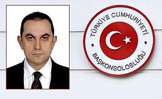 Çınar Ergin, Türkiye'nin yeni Londra Başkonsolosu oldu