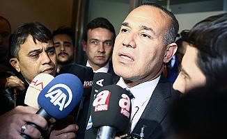 Adana Büyükşehir Belediye Başkanı Sözlü'ye hapis cezası
