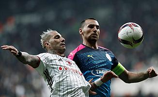Beşiktaş son 16 turuna yükseldi