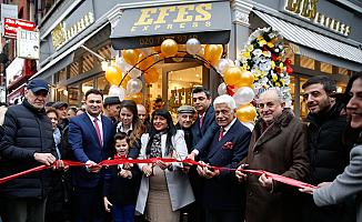 'Efes Express' konseptinin Londra'da ilk restoranı açıldı