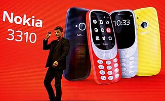 Nokia 3310 efsanesinin dönüşü