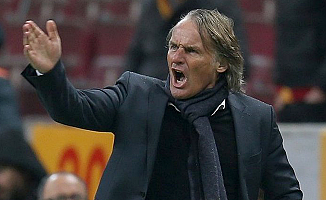 Galatasaray, Riekerink'in görevine son verdi
