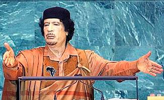Kaddafi'nin malvarlığını tazminat olarak istediler!