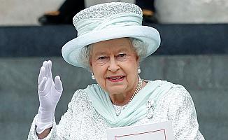 Kraliçe II Elizabeth tahttaki 65. yılını tamamladı