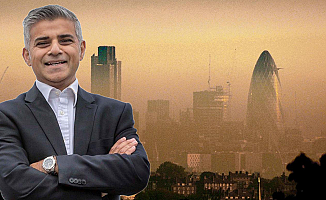 Londra'da araçlar için hava kirliliği vergisi geliyor