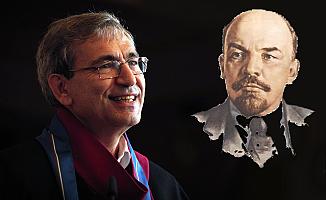 Orhan Pamuk'tan, Lenin için flaş sözler!