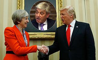 Trump daveti, İngiliz parlamenterleri ikiye böldü