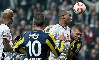 Vodafone Arena'da derbinin galibi Fenerbahçe