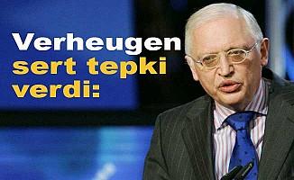 Almanya'nın Tutumu Türklere Hakaret!