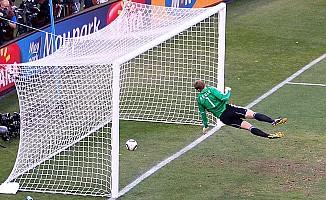 Avrupa'nın en az gol yiyen takımı oldu